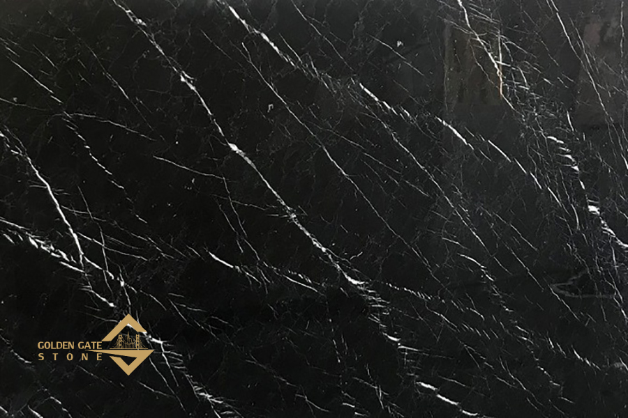 Persian Nero Marquina marble
